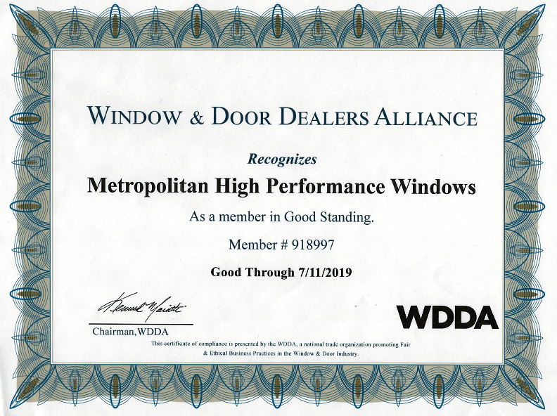 Window and Door Dealers Alliance