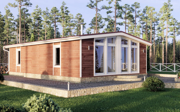 Modular Home Windows