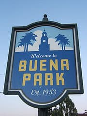 Buena Park Sign | Wikimedia Commons
