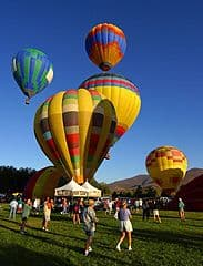 Temecula Valley Balloon and Wine Festival | Wikimedia Commons: Jon Sullivan Temecula Window Replacement
