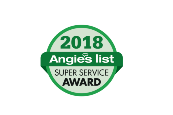 Metropolitan High Performance Windows Earns 2018 Angie's List Super Service Award