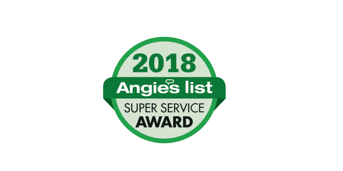 Metropolitan High Performance Windows Earns 2018 Angie's List Super Service Award