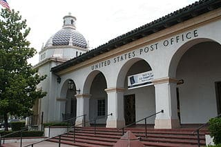 Post Office, Redlands, California | Wikimedia Commons: Phil Scoville