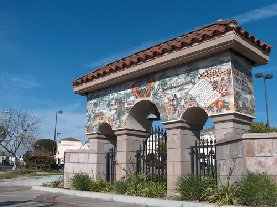 The Arch | Photo Credit: www.cityofwhittier.org
