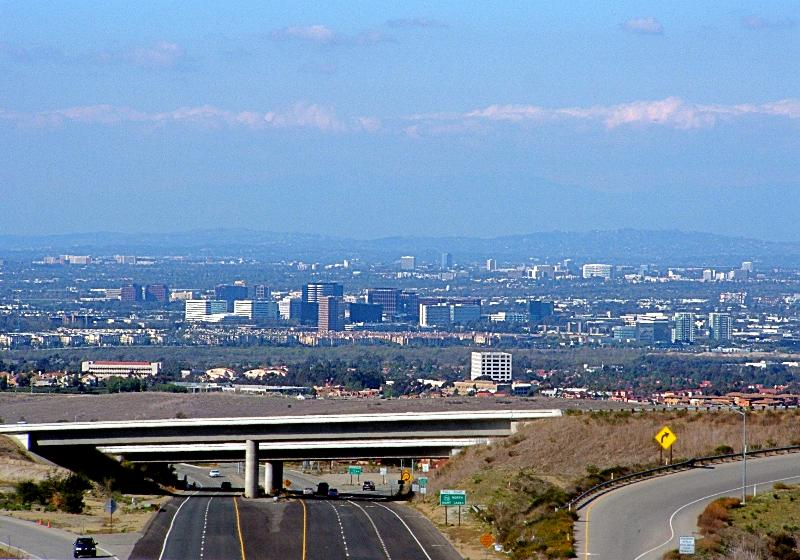 Irvine Skyline | Photo Credit: PictureNinja.com